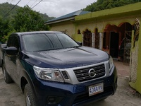 Nissan Frontier 2,5L 2019