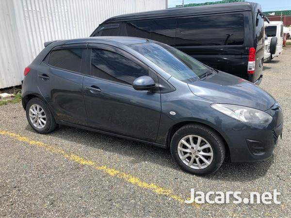 Mazda Demio 1,3L 2012-3
