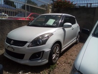 Suzuki Swift RS 1,3L 2013