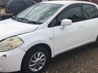 Nissan Tiida 1,3L 2010