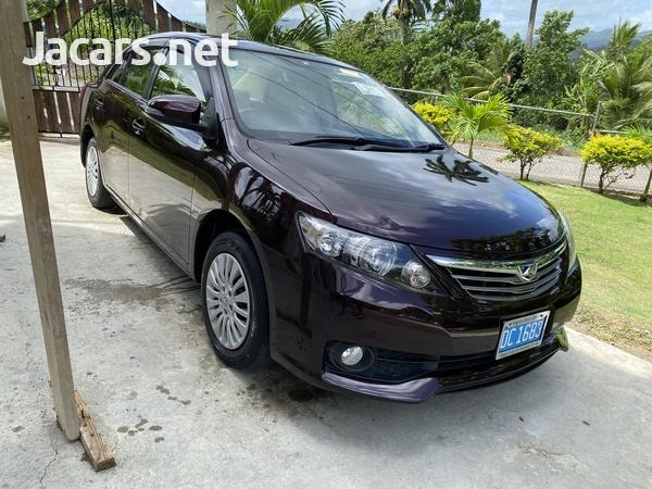 Toyota Allion 1,5L 2016-1