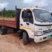 2009 HINO Tipper Truck