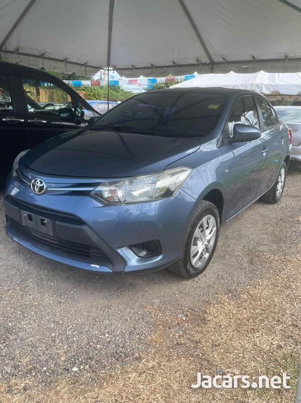 Toyota Yaris 1,3L 2016-2