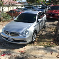 Nissan Sylphy 1,6L 2010