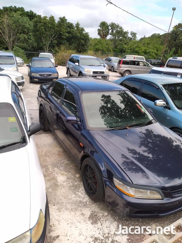 Honda Accord 2,3L 2001-2