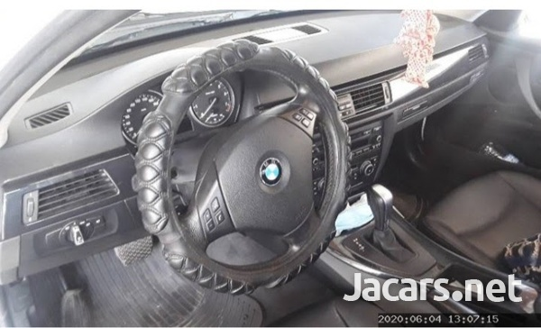 BMW 3-Series 2,9L 2011-2