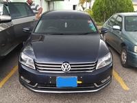 Volkswagen Passat 2,0L 2013