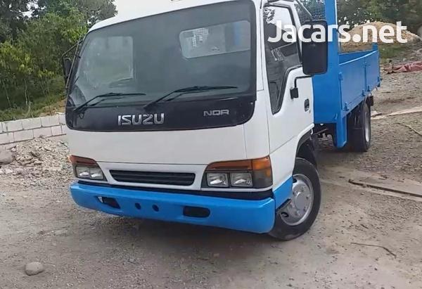 Isuzu Tipper Truck 2003-2