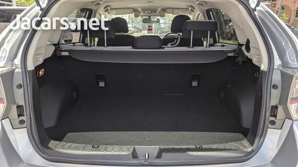 Subaru XV 2,0L 2016-8