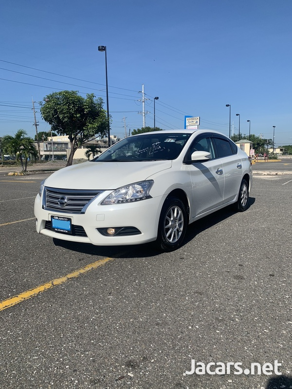 Nissan Sylphy 1,8L 2018-1