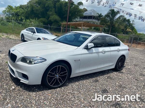 BMW 5-Series 2,5L 2015-2