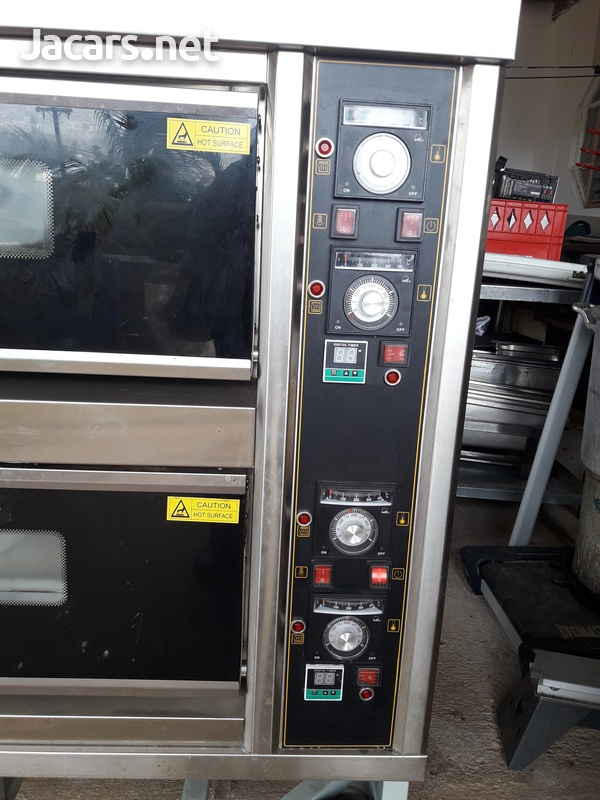 Commercial oven electric-1