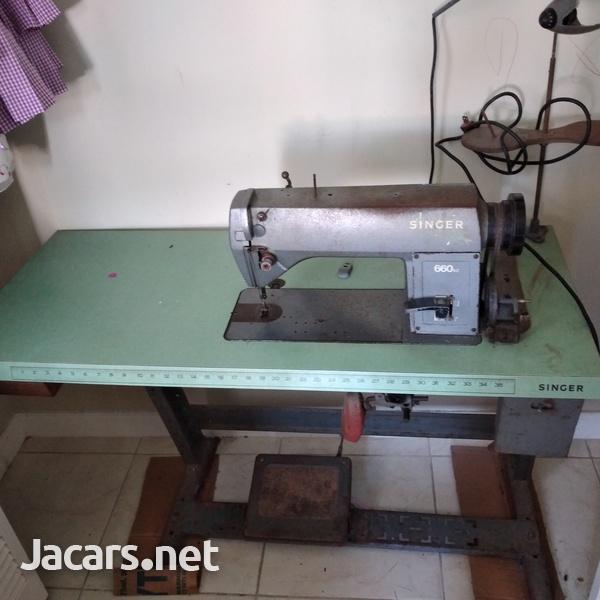 Industrial sewing machine was 65k-1