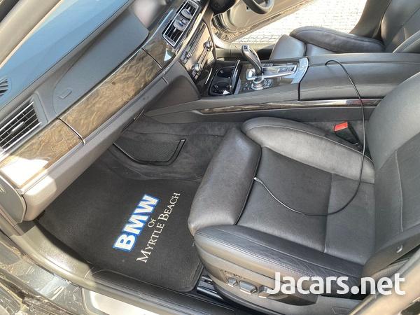 BMW 7-Series 3,0L 2012-14