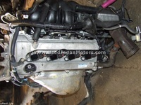 Toyota Kluger Engine Parts