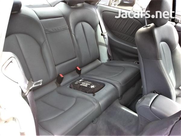 Mercedes-Benz CLK-Class 1,8L 2003-5