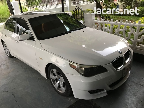 BMW 5-Series 3,0L 2006-2
