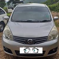 Nissan Note 1,8L 2012