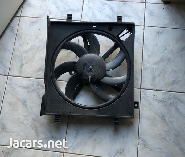 Nissan Note 1,3L 2012 Fan