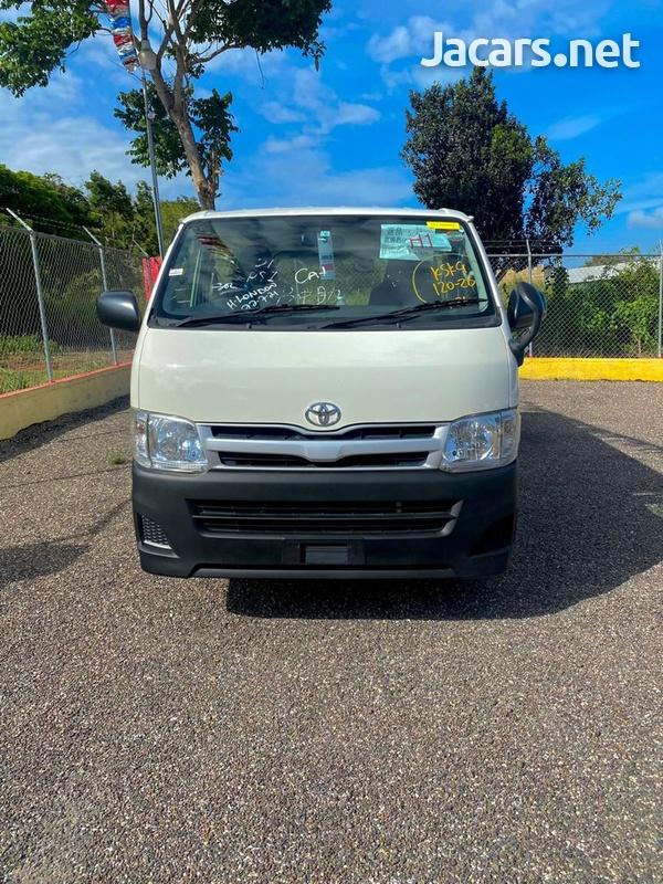 Toyota Hiace 2,5L 2012-15