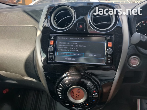 Nissan Note 1,5L 2015-9