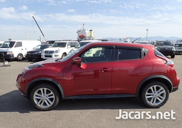 Nissan Juke 1,5L 2016-2