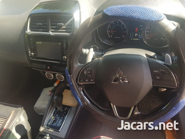 Mitsubishi ASX 2,0L 2018-6