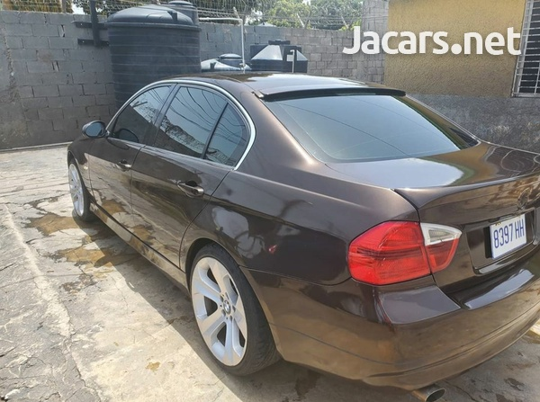 BMW 3-Series 2,1L 2007-2