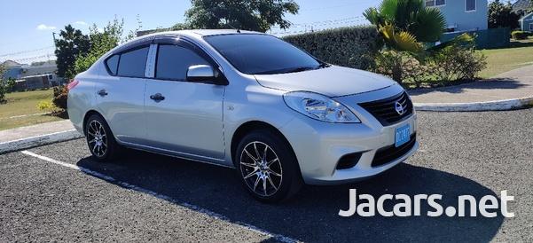 Nissan Latio 1,3L 2015-2
