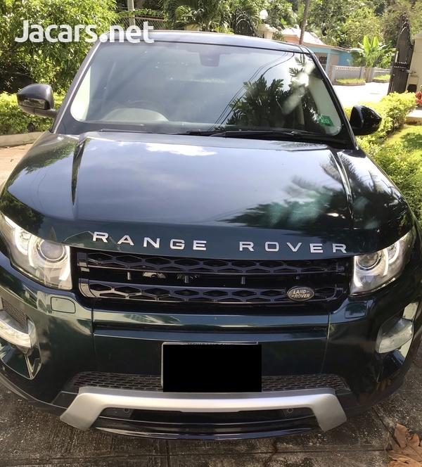 Land Rover Range Rover Evoque 2,0L 2014-1