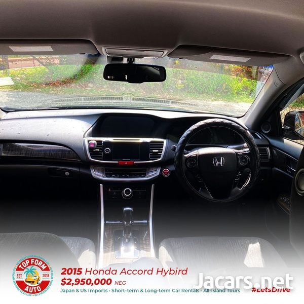Honda Accord 2,0L 2015-10