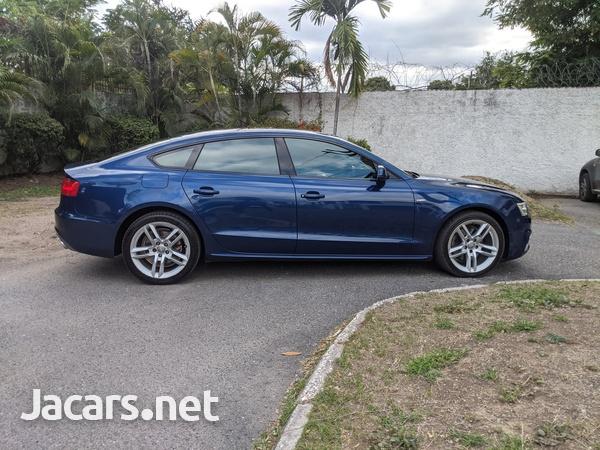 Audi A5 2,0L 2015-6