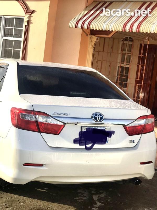 Toyota Camry 2,5L 2012-1