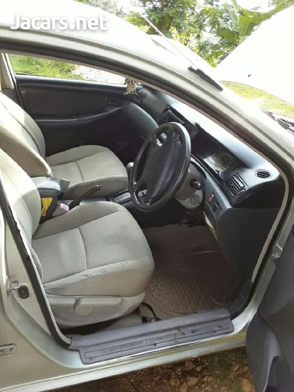 Toyota Corolla 1,8L 2005-7