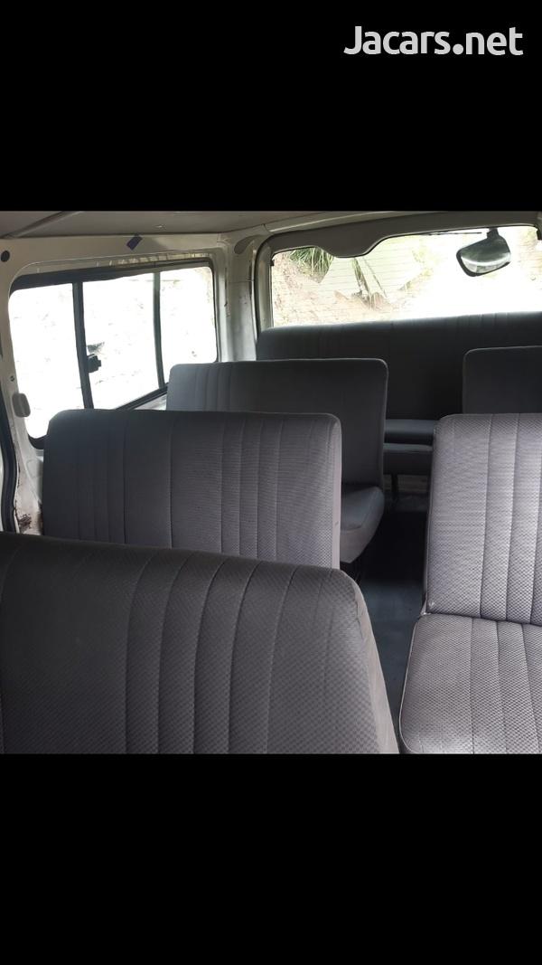 2011 Toyota Hiace Mini Bus-6