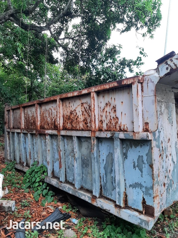 1999 Dump Bed Truck Body-2