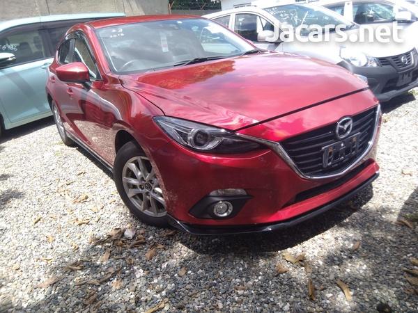 Mazda Axela 2,5L 2016-1