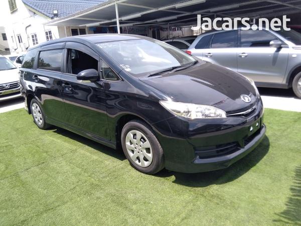 Toyota Wish 1,8L 2016-2