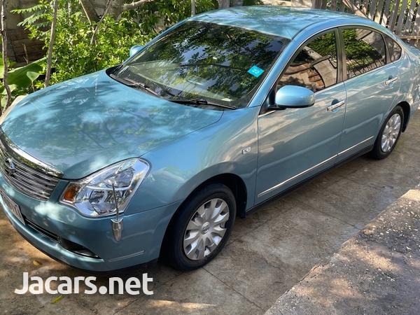 Nissan Bluebird 1,8L 2008-1