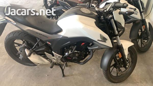 2019 Honda Hornet Motorbike CBF-160-3