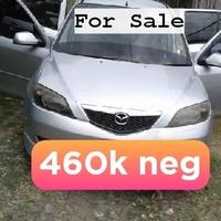 Mazda Demio 1,3L 2004