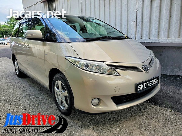 Toyota Previa 2,0L 2012-1