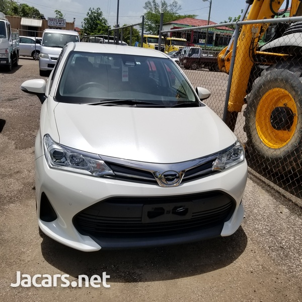 Toyota Axio 1,3L 2018-1