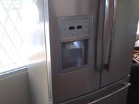 Professional Refrigerator two door... freezer stainless