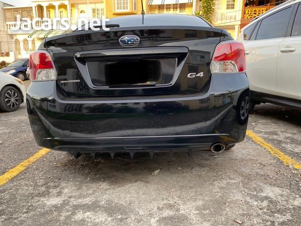 Subaru G4 2,0L 2014-2