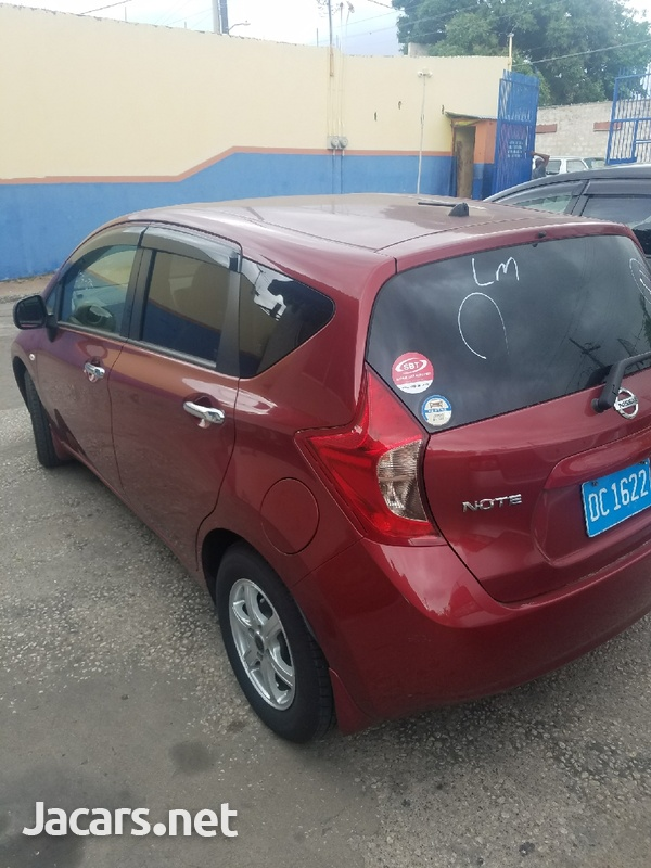 Nissan Note 1,2L 2014-3