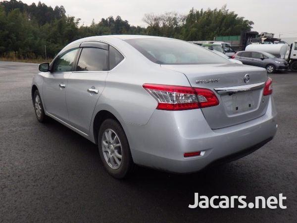 Nissan Sylphy 1,5L 2013-3