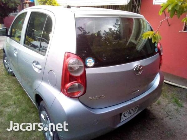 Toyota Passo 0,9L 2012-3