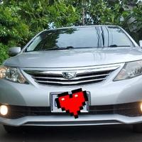 Toyota Allion 2,3L 2012