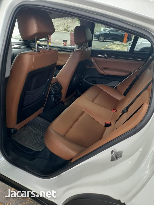 BMW X4 3,0L 2016-7
